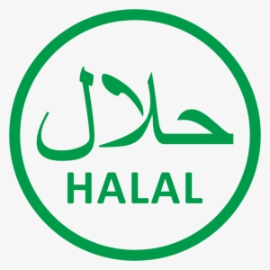 Halal Sticker Green